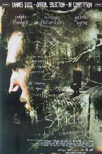 locandina del film SPIDER
