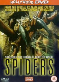 locandina del film SPIDERS - METAMORFOSI LETALE