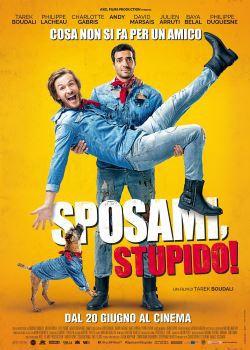 locandina del film SPOSAMI, STUPIDO!