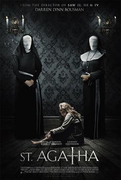 locandina del film ST. AGATHA