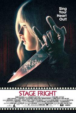 locandina del film STAGE FRIGHT