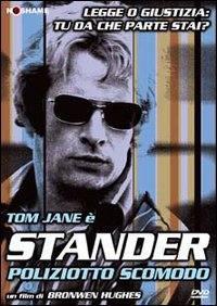 locandina del film STANDER - POLIZIOTTO SCOMODO