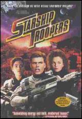 locandina del film STARSHIP TROOPERS