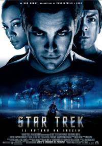 locandina del film STAR TREK