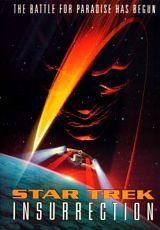 locandina del film STAR TREK - L'INSURREZIONE