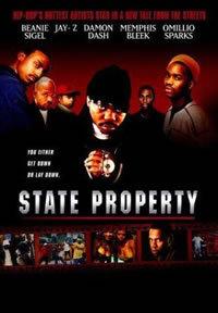 locandina del film STATE PROPERTY - SULLE STRADE DI PHILADELPHIA