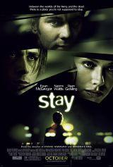 locandina del film STAY - NEL LABIRINTO DELLA MENTE