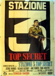 locandina del film STAZIONE 3: TOP SECRET