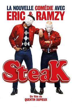 locandina del film STEAK