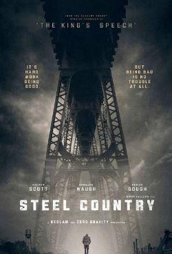locandina del film STEEL COUNTRY