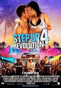 locandina del film STEP UP 4 REVOLUTION 3D