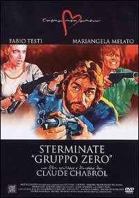 """Sterminate """"Gruppo Zero"""" (1974)"""