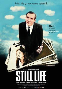 locandina del film STILL LIFE (2013)