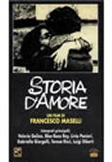 locandina del film STORIA D'AMORE