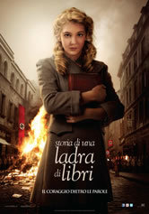 locandina del film STORIA DI UNA LADRA DI LIBRI