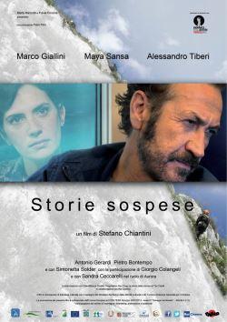 locandina del film STORIE SOSPESE