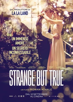 locandina del film STRANGE BUT TRUE