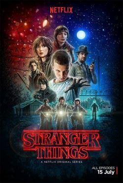 locandina del film STRANGER THINGS - STAGIONE 1