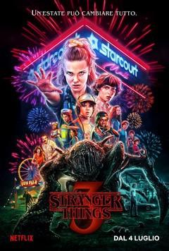 locandina del film STRANGER THINGS - STAGIONE 3
