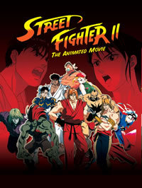 Street Fighter II – The Animated Movie (1994)