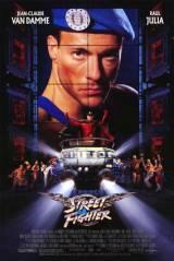 locandina del film STREET FIGHTER - SFIDA FINALE
