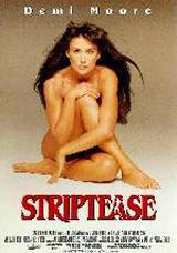 locandina del film STRIPTEASE