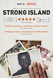 locandina del film STRONG ISLAND