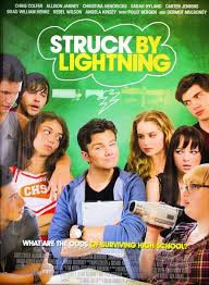 locandina del film STRUCK BY LIGHTNING