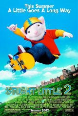 locandina del film STUART LITTLE 2