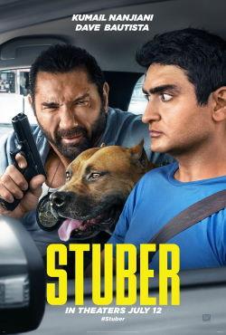 locandina del film STUBER - AUTISTA D'ASSALTO