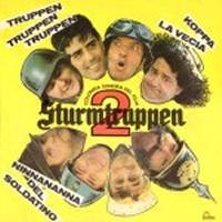 locandina del film STURMTRUPPEN 2 - TUTTI AL FRONTE