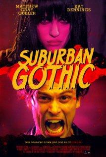 locandina del film SUBURBAN GOTHIC