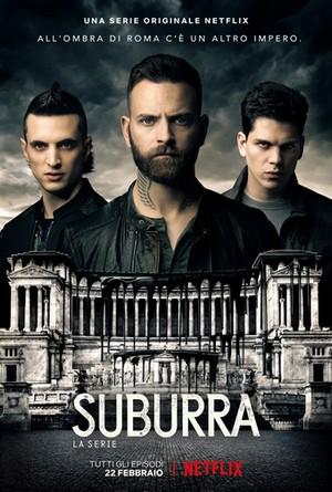 locandina del film SUBURRA - LA SERIE - STAGIONE 2