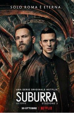 locandina del film SUBURRA - LA SERIE - STAGIONE 3