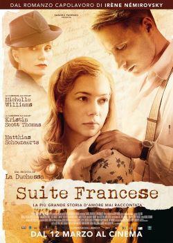 locandina del film SUITE FRANCESE