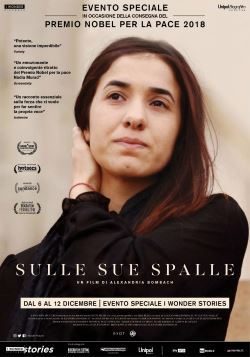 locandina del film SULLE SUE SPALLE