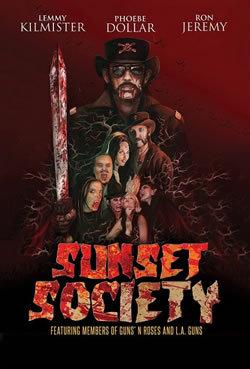 locandina del film SUNSET SOCIETY