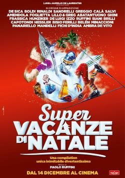 locandina del film SUPER VACANZE DI NATALE