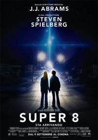 locandina del film SUPER 8