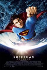 locandina del film SUPERMAN RETURNS