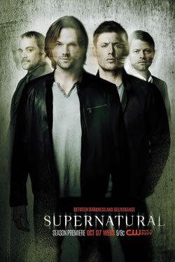 locandina del film SUPERNATURAL - STAGIONE 11