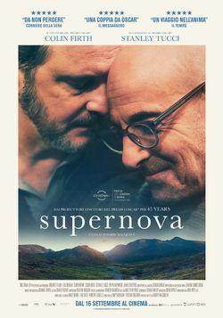 locandina del film SUPERNOVA (2021)