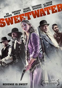locandina del film SWEETWATER - DOLCE VENDETTA