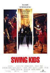 locandina del film SWING KIDS - GIOVANI RIBELLI