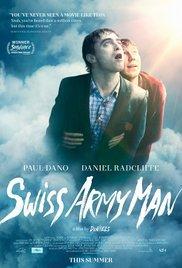 locandina del film SWISS ARMY MAN