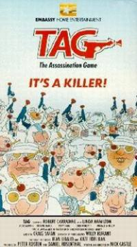 locandina del film TAG: THE ASSASSINATION GAME