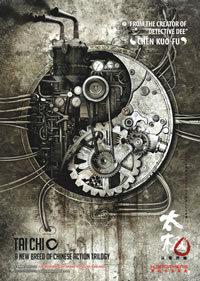 locandina del film TAI CHI 0