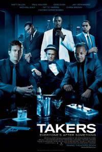 locandina del film TAKERS