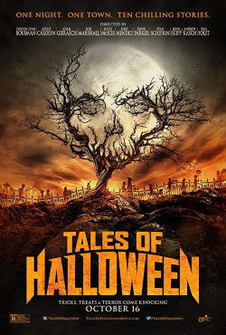 locandina del film TALES OF HALLOWEEN