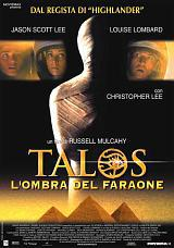 locandina del film TALOS - L'OMBRA DEL FARAONE